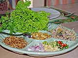 Miang of Pickled Mackeral