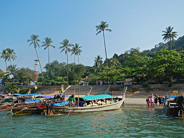 Ao Nang to Railay – Thailand Photos 2012 – Tasting the World