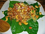 Yam Saded (Dried Shrimp and Cuttlefish Salad)