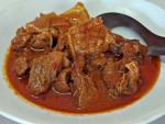 Massaman Curry Goat in Takua Pa