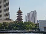 Chao Phraya buildings