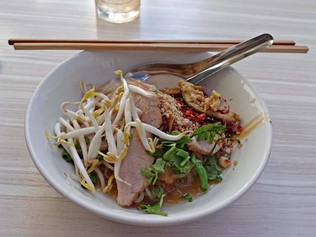 Sukhothai-Style Noodles