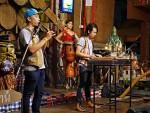 Band at Vientiane Kitchen, Bangkok