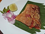 Soured Fish at Vientiane Kitchen, Bangkok