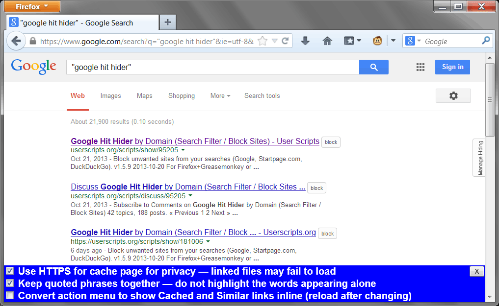how to get cached pages in google
