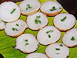 Khanom Krok (delayed appetizer)