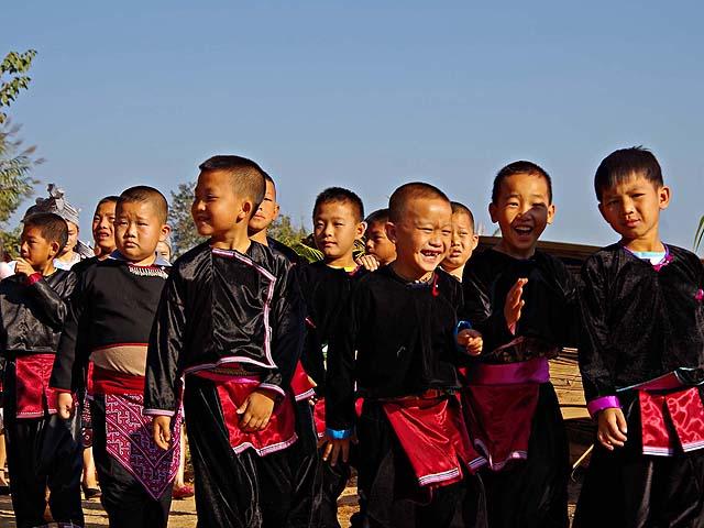 Hmong New Year 2013 in Mae Sa Mai (Chiang Mai) – Thailand Photos
